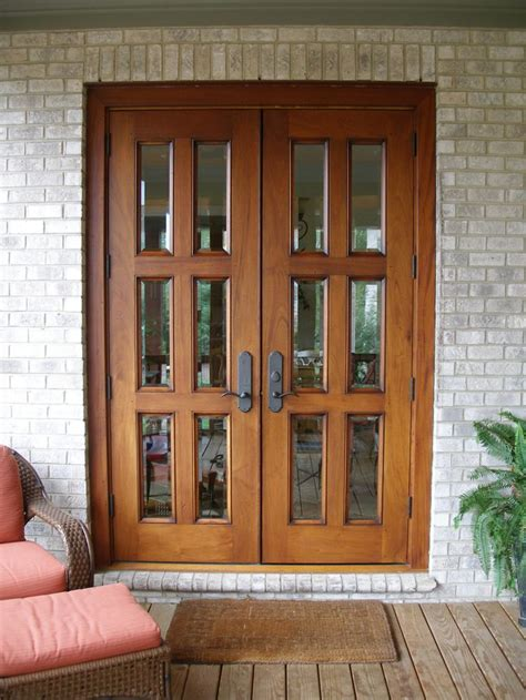 Wooden Bifold Patio Doors by Best 25 Wooden Patio Doors Ideas On Wooden