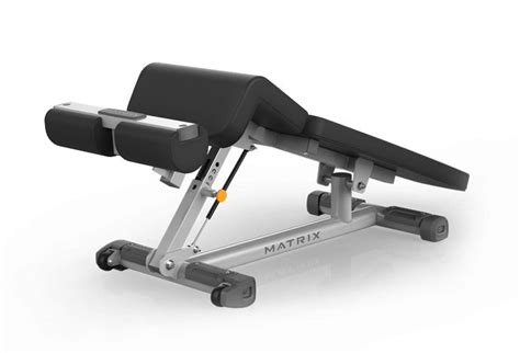 how to use decline bench adjustable decline bench mg a61 magnum series free