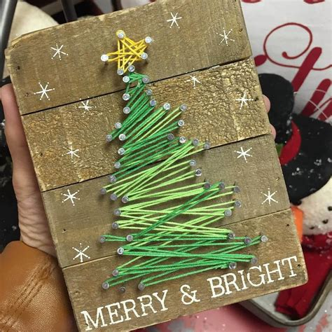 group christmas crafts 26 best string projects ideas and designs for 2019
