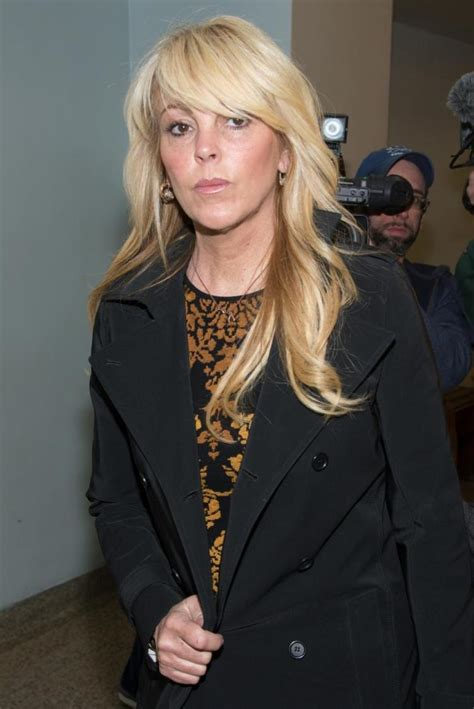 Dina Says Lindsays Ready For The Morgue lindsay lohan s ready for next act say and