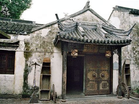 chinese home old chinese house thing pinterest