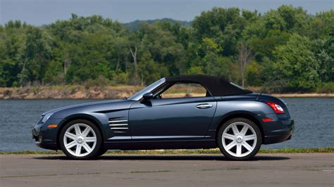 chrysler crossfire convertable 2006 chrysler crossfire convertible f146 chicago 2015