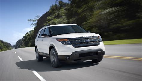 2015 ford explorer specs 2015 ford explorer review ratings specs prices and