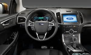 2017 ford edge price specs interior exterior engine