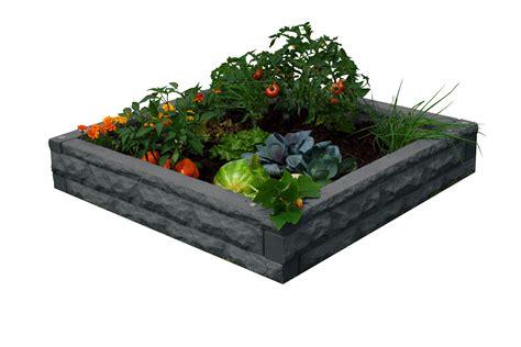 Self Watering Raised Bed by Planter Gardening Plants Vegetable Raised Bed