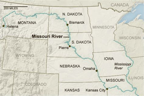 missouri map with rivers map of missouri river yahoo image search results