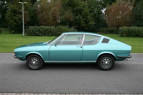 Audi S100 Coupe by Classic Park Cars Audi 100 Coup 233 S