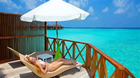 White Chaise Top 9 Value For Money Resorts In Maldives Holidays