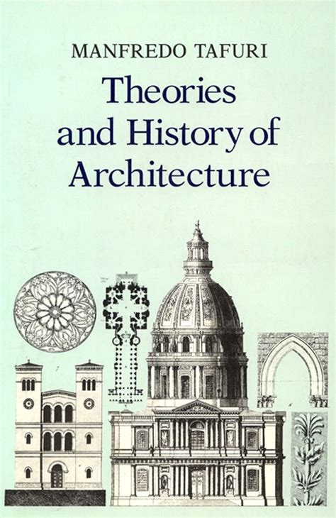 libro architectural theory manfredo tafuri theories and history of architecture libros lecturas