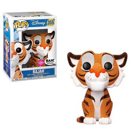 Funko Dorbz Disney Rajah 338 and the are turning into funko pop figures reactor
