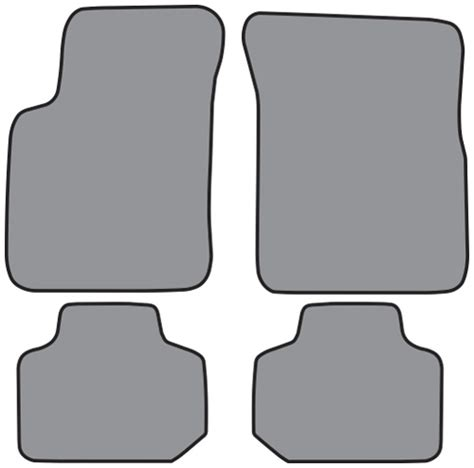 Buick Lesabre Floor Mats by 2000 2005 Buick Lesabre Limited Cutpile 4pc Factory Fit