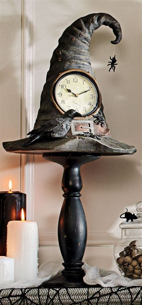 34 witch themed halloween decorations to create an