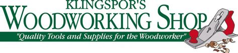 klingspors woodworking shop hickory nc