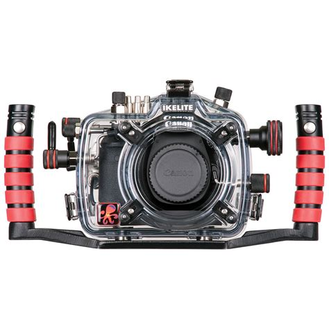 underwater housing for canon ikelite 6871 06 underwater housing for canon eos 6d now in stock camera news at