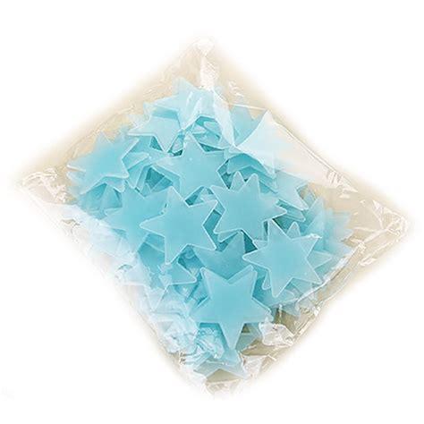 Promo Stiker Dekorasi Bintang Glow In 3cm 50 Pcs Blue stiker dekorasi bintang glow in 3cm 50 pcs blue jakartanotebook