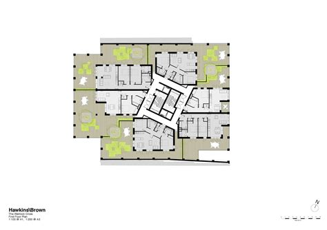 White House Floor Plan West Wing by Cube House Rotterdam Floor Plan