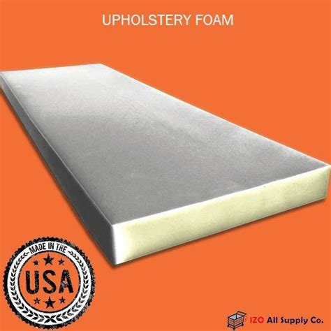 upholstery foam padding buy discount 2 h x 24 w x 72 l upholstery foam cushion
