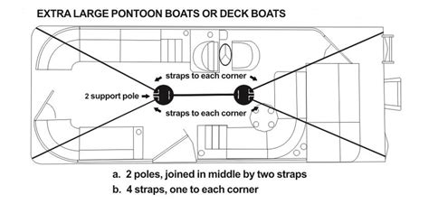 how to make a boat cover support pole vortex boat cover support pole system 1 800 309 5190