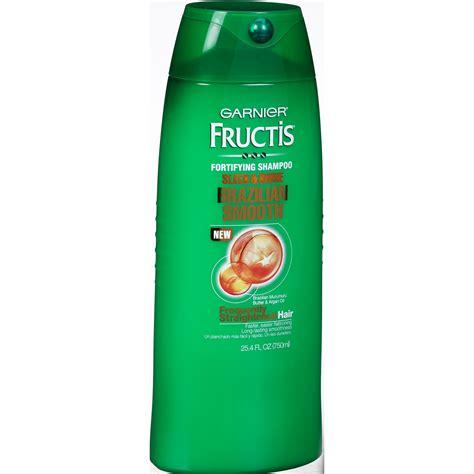 Can African Americans Use Garnier Fructis | garnier fructis 174 sleek shine brazilian smooth shoo 25
