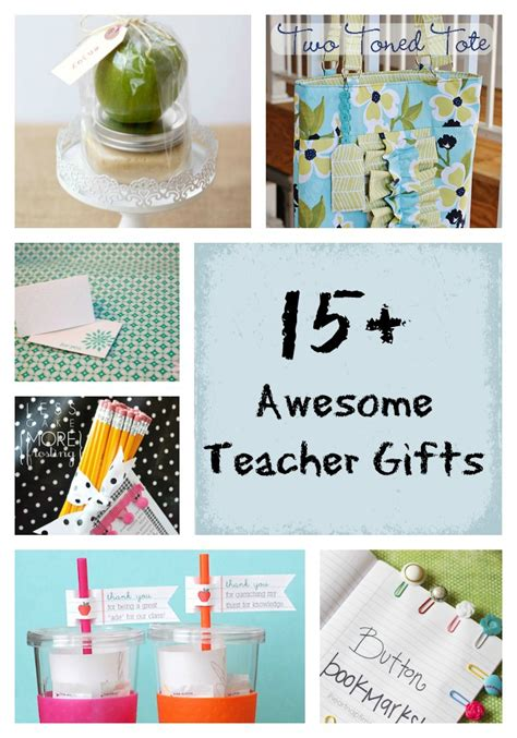 Awesome Handmade Gifts - 15 awesome gift ideas