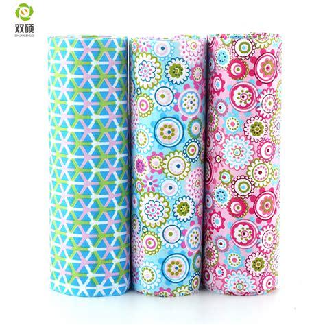 Patchwork Fabric Bundles - aliexpress buy print floral cotton tessuti patchwork