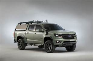 this custom chevy colorado from hurley is the ultimate
