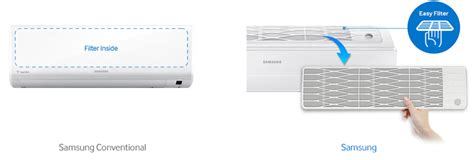 Ac Samsung R22 samsung deluxe 4 2 0hp faster cooling non inverter