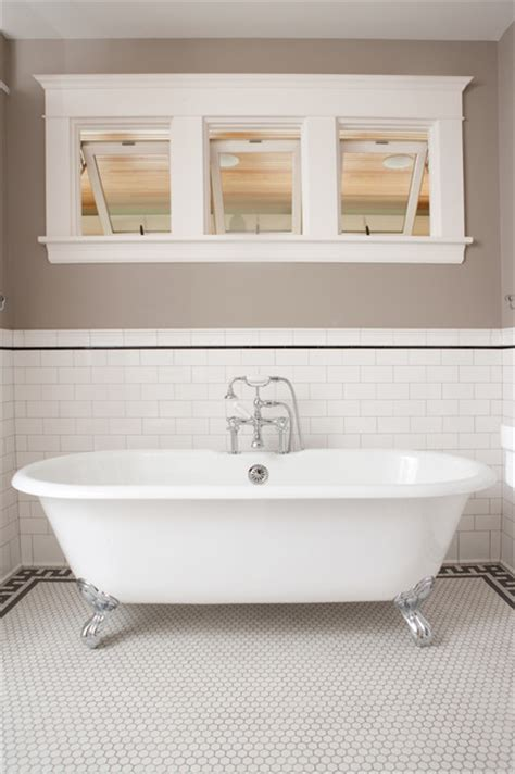 Subway Tile Bathroom Tub classic subway tile bathtub surround traditional