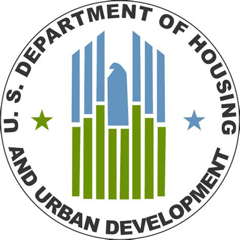 us housing us department of housing and urban development logo eps vectors like