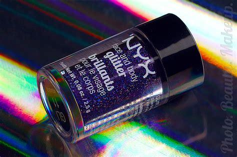 Nyx Glitter Primer photo makeup nyx glitter primer glitter brillants