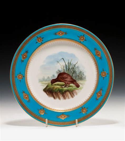 Cabinet Plates by Six Antique Minton Cabinet Plates Richard Gardner Antiques