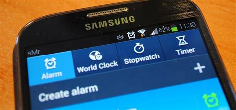 samsung galaxy top bar icons how to control when the alarm icon shows up in the status