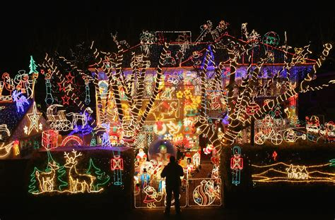 this is what 45 000 worth of christmas lights look like