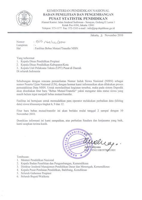arsip surat dokumen dapodik 2006 2011