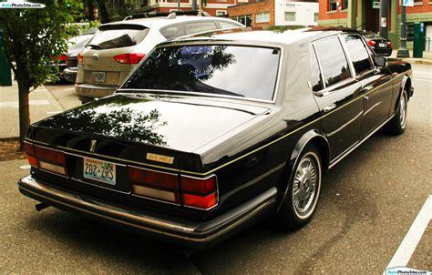 Rolls Royce 1990 Car Rolls Royce Silver Spirit 1990 01