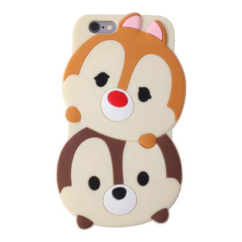 tsum tsum dale chip and dale 20 cm chip dale tsum tsum phone クラシック チップス ケース