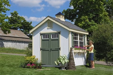 Wooden Garden Shed Kits by Williamsburg Colonial Wooden Outdoor Garden Shed Kit 8 X 8 8x8 Wcgs Wpnk
