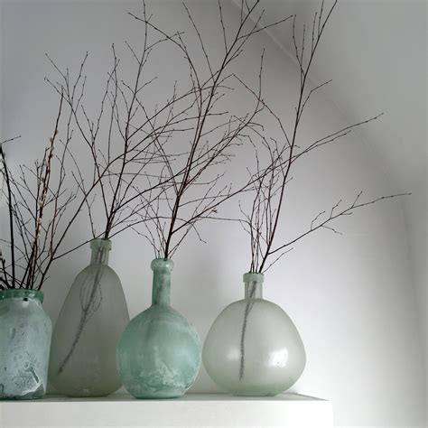 Twigs In Vases by Reboot Your Home Feel Flower Ideas The Edit