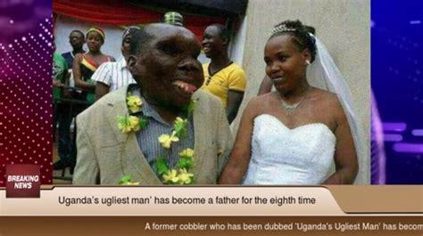 le torche la plus puissante au monde quot l homme le plus laid d ouganda quot est papa pour la 8 232 me fois vid 233 o rtl