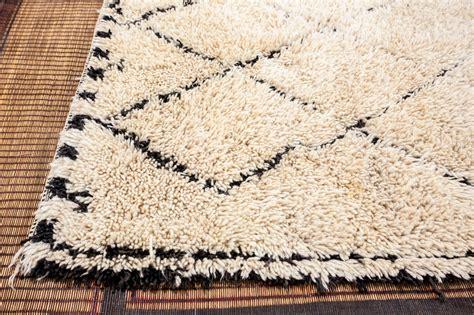 black and white moroccan rug moroccan white vintage tribal rug at 1stdibs