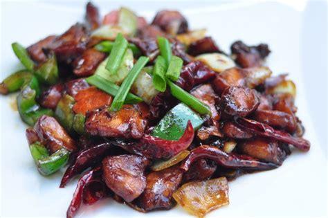 Teh Orang Kung open minda resepi ayam kung pao