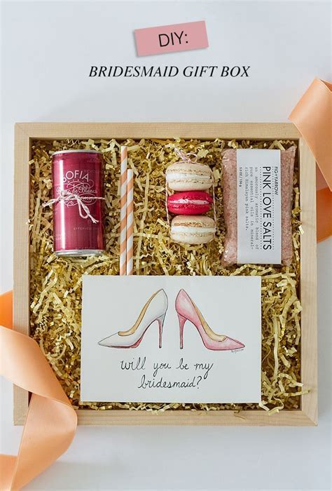 226 best Bridesmaid Gifts images on Pinterest   Bridesmaid