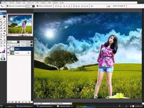 como fusionar 2 imagenes tutorial photoshop cs5 youtube cambiar fondo con adobe photoshop tutorial super f 193 cil
