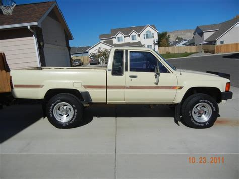 1985 Toyota 4x4 For Sale For Sale 1985 Toyota 4x4 Xtra Cab Ih8mud Forum