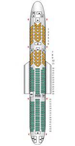 air canada seating arrangement images