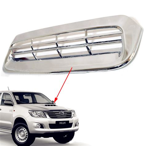 Toyota Accessories Store Aliexpress Buy Toyota Hilux Chrome Parts Abs Car