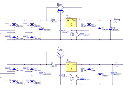 high voltage pass transistor voltage reg with pass transistor