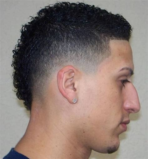 Hair Mohawk Hairstyles by Mohawk Haircut 15 Curly Mohawk Hairstyles