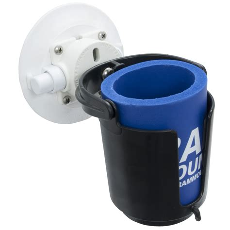 boat accessories drink holders sea sucker mount with pivoting cup holder