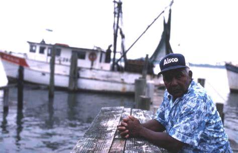 shrimp boat captain florida memory captain eddie baker of the miss alice a